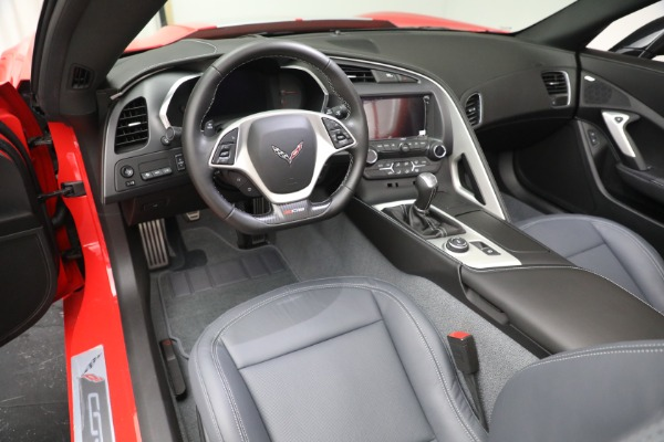 Used 2015 Chevrolet Corvette Z06 for sale $89,900 at Bentley Greenwich in Greenwich CT 06830 25