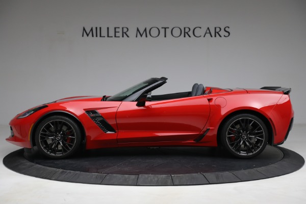 Used 2015 Chevrolet Corvette Z06 for sale $89,900 at Bentley Greenwich in Greenwich CT 06830 3
