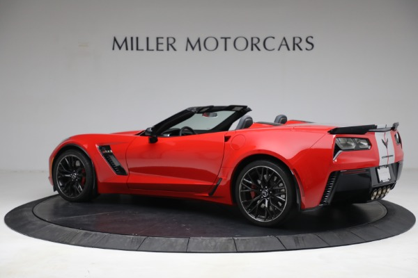 Used 2015 Chevrolet Corvette Z06 for sale $89,900 at Bentley Greenwich in Greenwich CT 06830 4