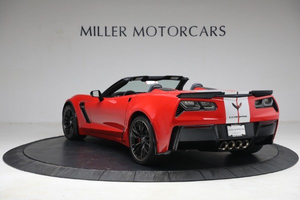 Used 2015 Chevrolet Corvette Z06 for sale $89,900 at Bentley Greenwich in Greenwich CT 06830 5