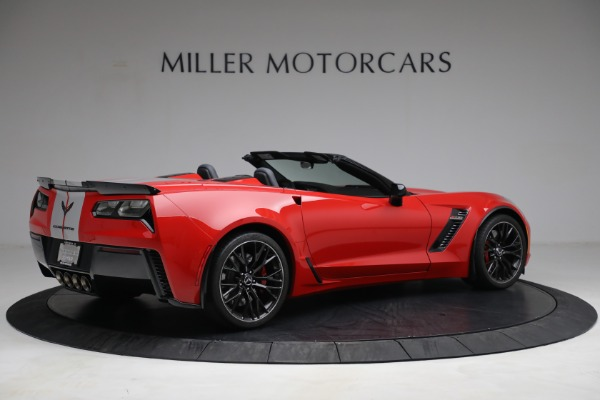 Used 2015 Chevrolet Corvette Z06 for sale $89,900 at Bentley Greenwich in Greenwich CT 06830 8