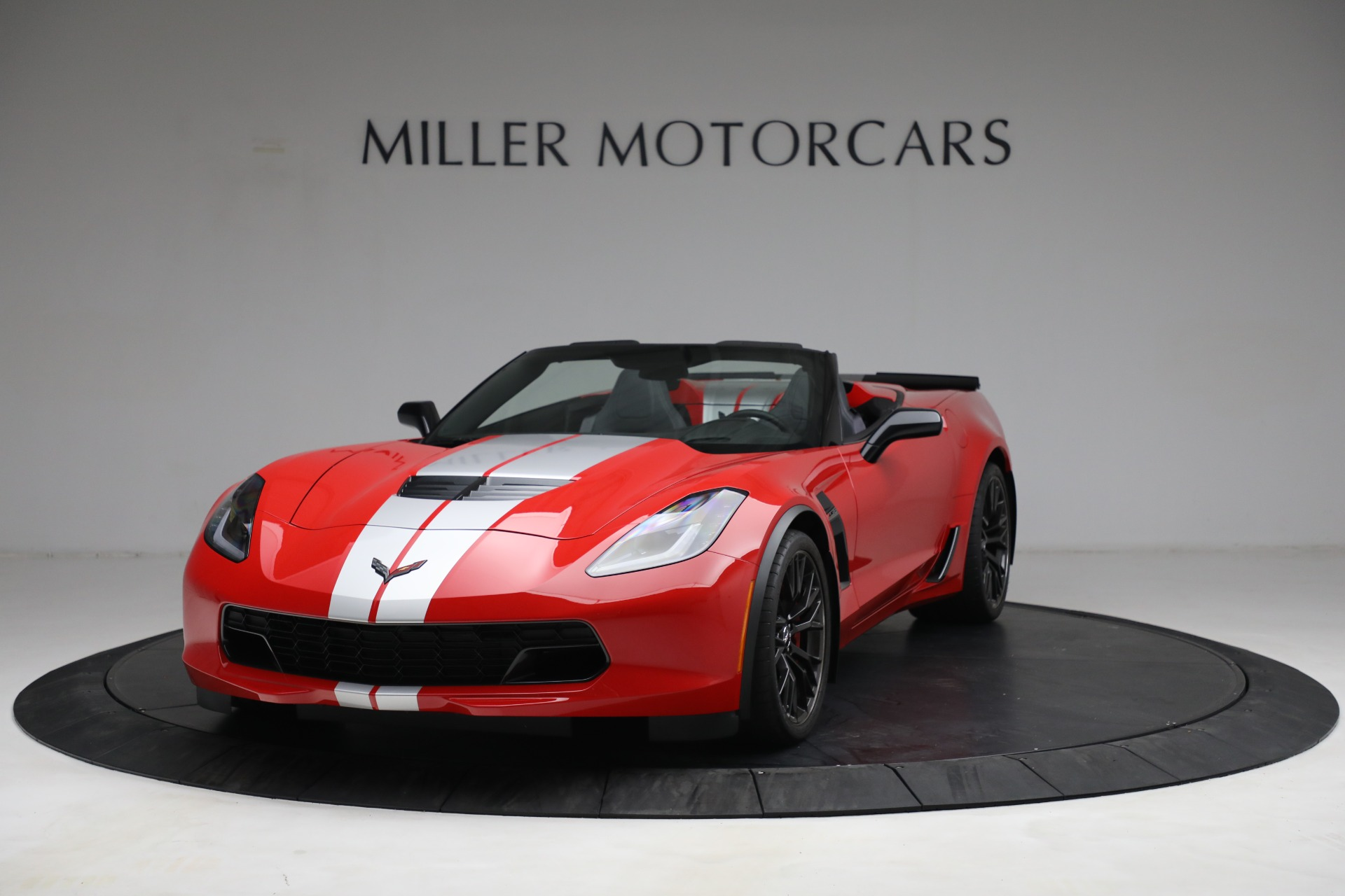 Used 2015 Chevrolet Corvette Z06 for sale $89,900 at Bentley Greenwich in Greenwich CT 06830 1
