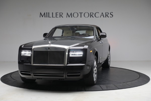 Used 2015 Rolls-Royce Phantom Drophead Coupe for sale Call for price at Bentley Greenwich in Greenwich CT 06830 14