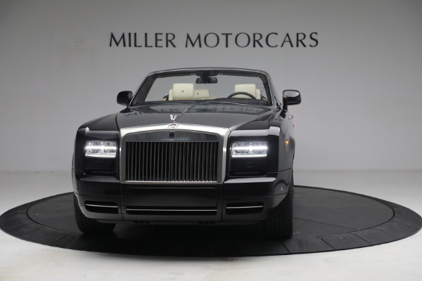 Used 2015 Rolls-Royce Phantom Drophead Coupe for sale Call for price at Bentley Greenwich in Greenwich CT 06830 2