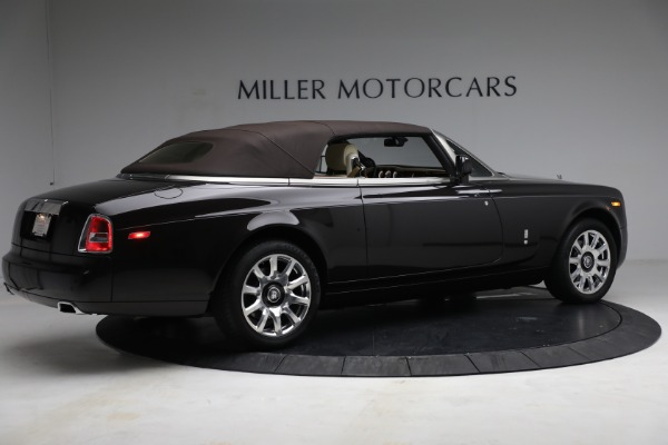 Used 2015 Rolls-Royce Phantom Drophead Coupe for sale Call for price at Bentley Greenwich in Greenwich CT 06830 21