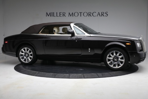 Used 2015 Rolls-Royce Phantom Drophead Coupe for sale Call for price at Bentley Greenwich in Greenwich CT 06830 23