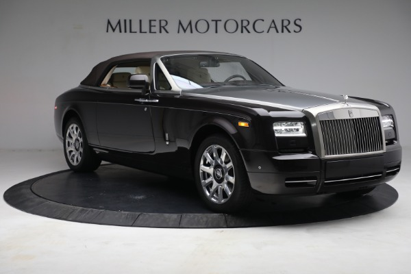 Used 2015 Rolls-Royce Phantom Drophead Coupe for sale Call for price at Bentley Greenwich in Greenwich CT 06830 24