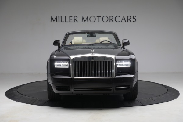 Used 2015 Rolls-Royce Phantom Drophead Coupe for sale Call for price at Bentley Greenwich in Greenwich CT 06830 3