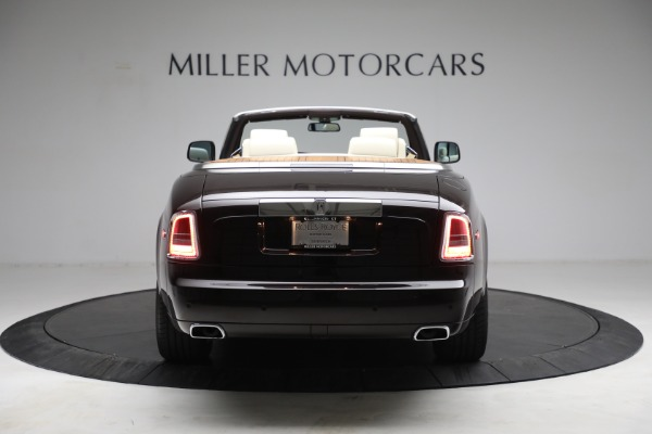 Used 2015 Rolls-Royce Phantom Drophead Coupe for sale Call for price at Bentley Greenwich in Greenwich CT 06830 7