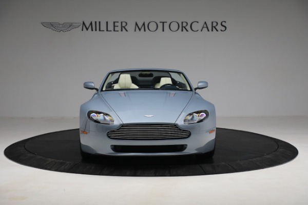 Used 2009 Aston Martin V8 Vantage Roadster for sale Call for price at Bentley Greenwich in Greenwich CT 06830 11