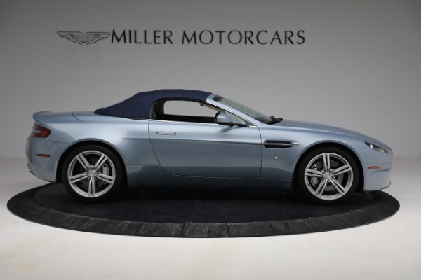 Used 2009 Aston Martin V8 Vantage Roadster for sale Call for price at Bentley Greenwich in Greenwich CT 06830 25