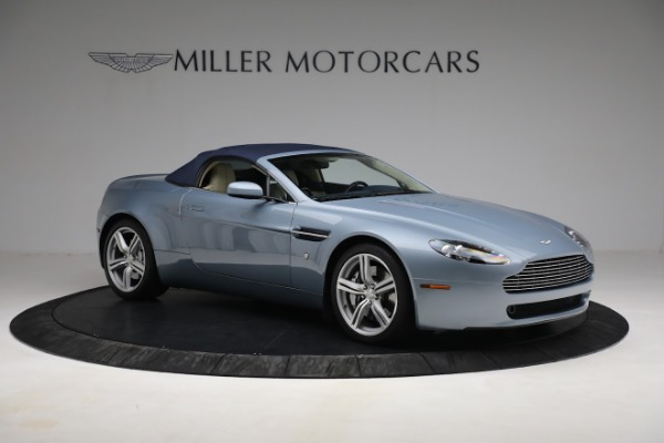 Used 2009 Aston Martin V8 Vantage Roadster for sale Call for price at Bentley Greenwich in Greenwich CT 06830 26