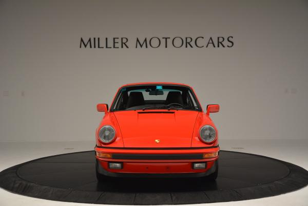 Used 1988 Porsche 911 Carrera for sale Sold at Bentley Greenwich in Greenwich CT 06830 12