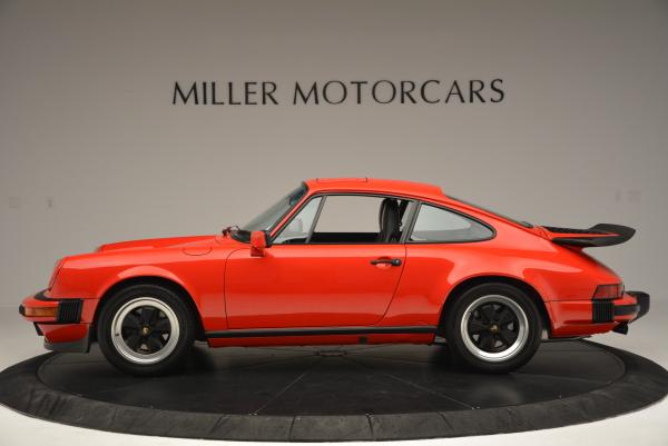 Used 1988 Porsche 911 Carrera for sale Sold at Bentley Greenwich in Greenwich CT 06830 3
