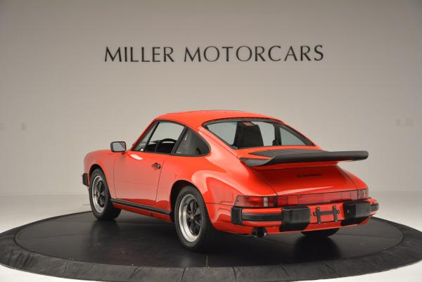 Used 1988 Porsche 911 Carrera for sale Sold at Bentley Greenwich in Greenwich CT 06830 5