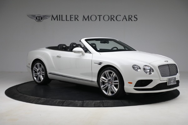Used 2016 Bentley Continental GT V8 for sale Sold at Bentley Greenwich in Greenwich CT 06830 10
