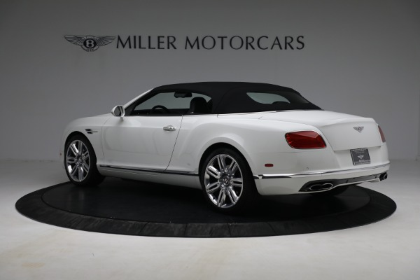 Used 2016 Bentley Continental GT V8 for sale Sold at Bentley Greenwich in Greenwich CT 06830 15