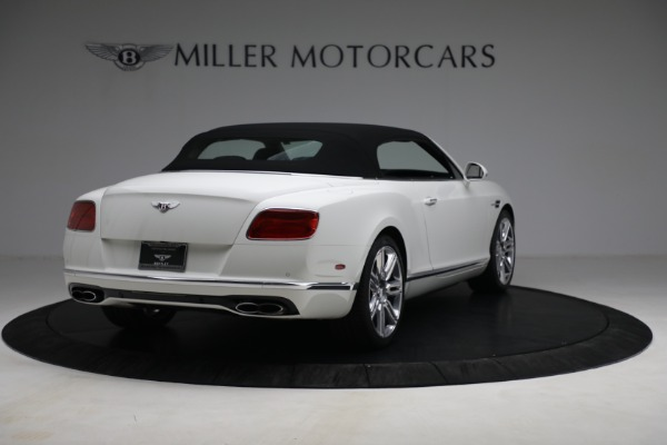 Used 2016 Bentley Continental GT V8 for sale Sold at Bentley Greenwich in Greenwich CT 06830 18