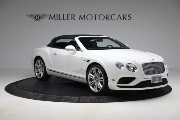 Used 2016 Bentley Continental GT V8 for sale Sold at Bentley Greenwich in Greenwich CT 06830 23