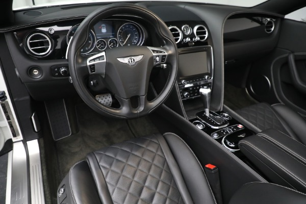 Used 2016 Bentley Continental GT V8 for sale Sold at Bentley Greenwich in Greenwich CT 06830 28