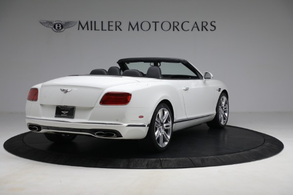 Used 2016 Bentley Continental GT V8 for sale Sold at Bentley Greenwich in Greenwich CT 06830 6