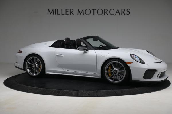 Used 2019 Porsche 911 Speedster for sale $395,900 at Bentley Greenwich in Greenwich CT 06830 10