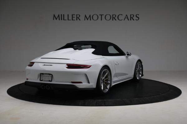 Used 2019 Porsche 911 Speedster for sale $395,900 at Bentley Greenwich in Greenwich CT 06830 17
