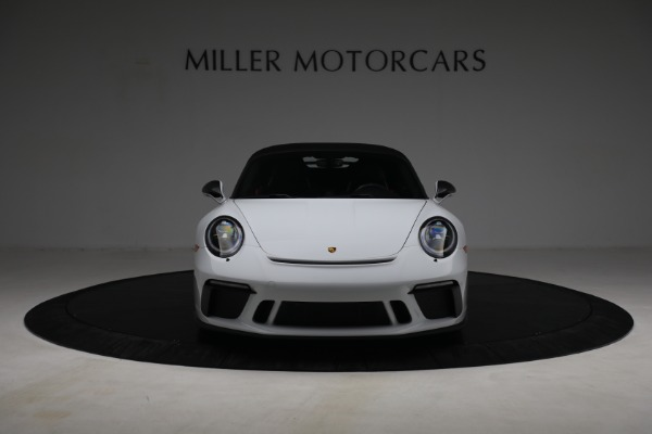 Used 2019 Porsche 911 Speedster for sale $395,900 at Bentley Greenwich in Greenwich CT 06830 19