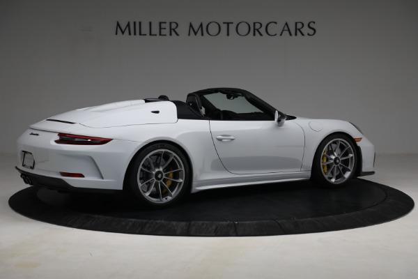 Used 2019 Porsche 911 Speedster for sale $395,900 at Bentley Greenwich in Greenwich CT 06830 8