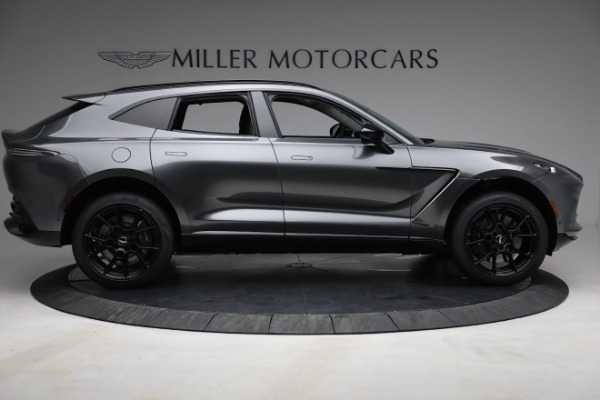 New 2021 Aston Martin DBX for sale $202,286 at Bentley Greenwich in Greenwich CT 06830 10