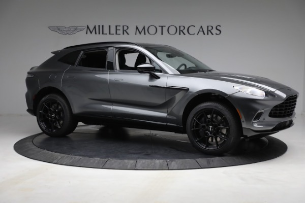 New 2021 Aston Martin DBX for sale $202,286 at Bentley Greenwich in Greenwich CT 06830 11