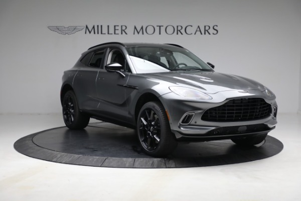 New 2021 Aston Martin DBX for sale $202,286 at Bentley Greenwich in Greenwich CT 06830 12