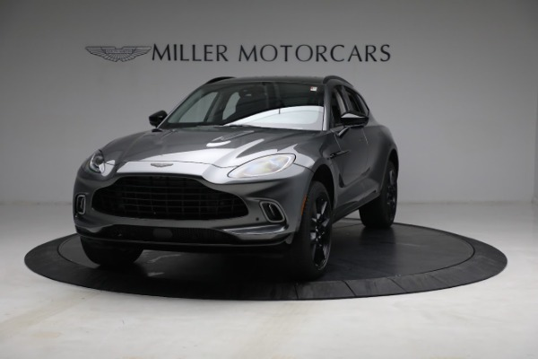 New 2021 Aston Martin DBX for sale $202,286 at Bentley Greenwich in Greenwich CT 06830 14