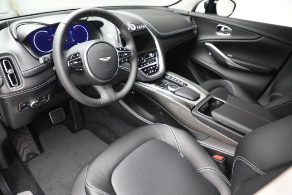 New 2021 Aston Martin DBX for sale $202,286 at Bentley Greenwich in Greenwich CT 06830 15
