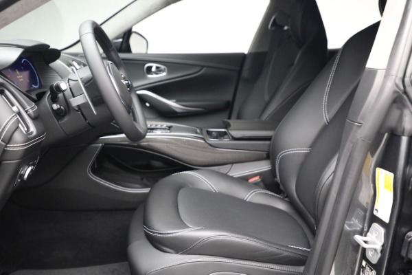 New 2021 Aston Martin DBX for sale $202,286 at Bentley Greenwich in Greenwich CT 06830 16