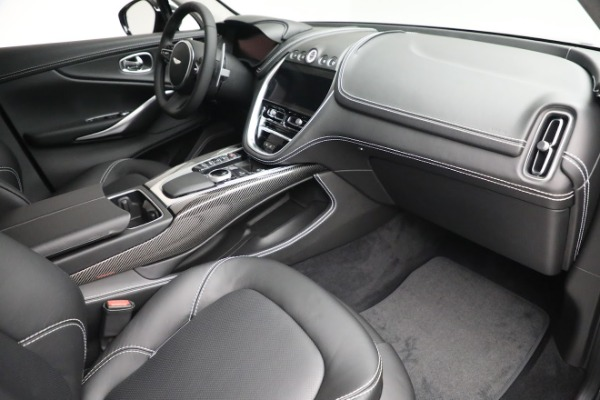 New 2021 Aston Martin DBX for sale $202,286 at Bentley Greenwich in Greenwich CT 06830 22