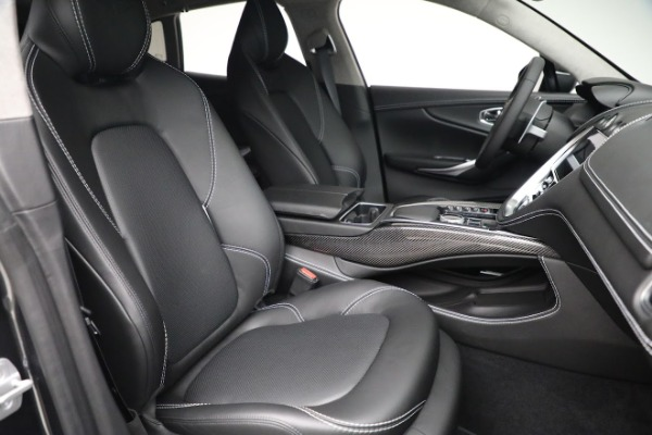 New 2021 Aston Martin DBX for sale $202,286 at Bentley Greenwich in Greenwich CT 06830 24