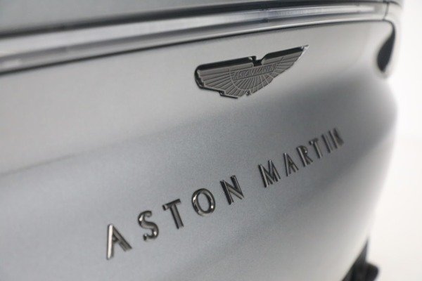 New 2021 Aston Martin DBX for sale $202,286 at Bentley Greenwich in Greenwich CT 06830 25