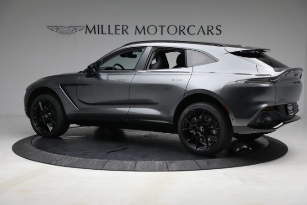 New 2021 Aston Martin DBX for sale $202,286 at Bentley Greenwich in Greenwich CT 06830 3