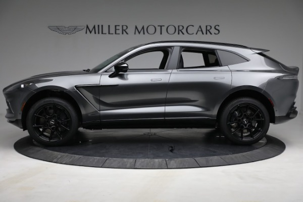 New 2021 Aston Martin DBX for sale $202,286 at Bentley Greenwich in Greenwich CT 06830 4