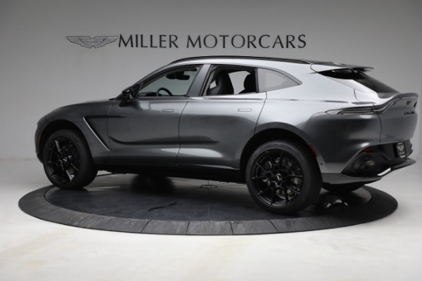 New 2021 Aston Martin DBX for sale $202,286 at Bentley Greenwich in Greenwich CT 06830 5