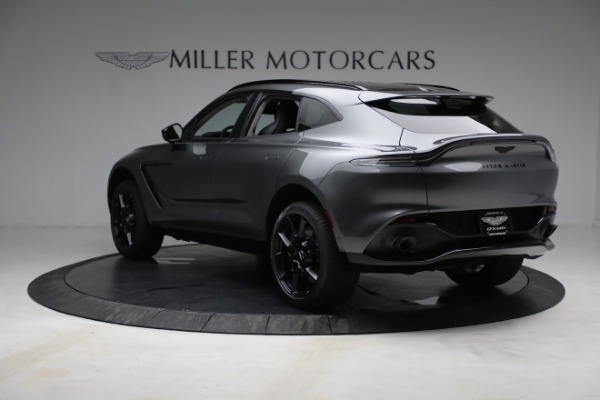 New 2021 Aston Martin DBX for sale $202,286 at Bentley Greenwich in Greenwich CT 06830 6