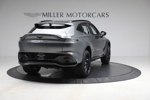 New 2021 Aston Martin DBX for sale $202,286 at Bentley Greenwich in Greenwich CT 06830 8