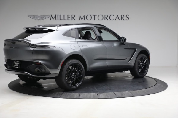 New 2021 Aston Martin DBX for sale $202,286 at Bentley Greenwich in Greenwich CT 06830 9