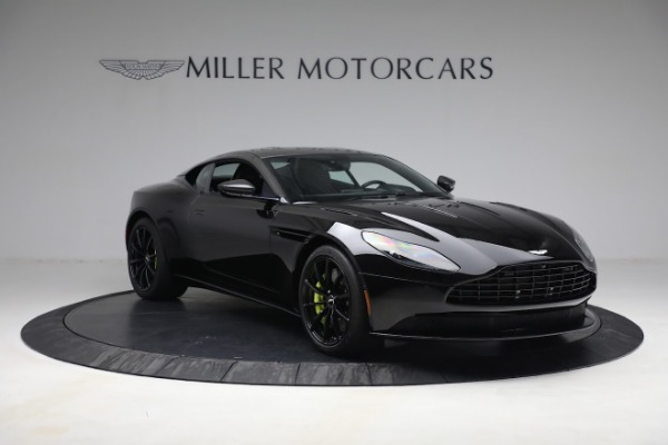 Used 2019 Aston Martin DB11 AMR for sale Call for price at Bentley Greenwich in Greenwich CT 06830 10