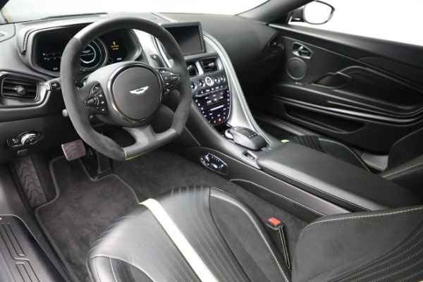 Used 2019 Aston Martin DB11 AMR for sale Call for price at Bentley Greenwich in Greenwich CT 06830 13