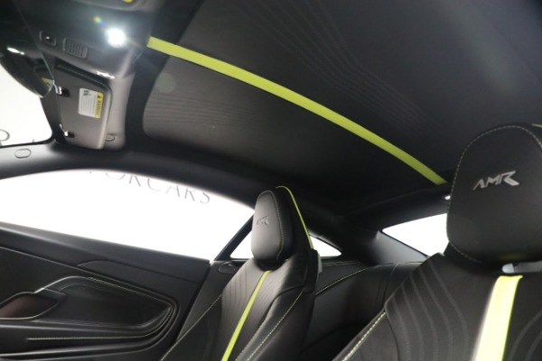 Used 2019 Aston Martin DB11 AMR for sale Call for price at Bentley Greenwich in Greenwich CT 06830 18