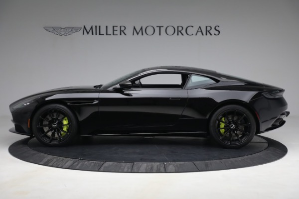Used 2019 Aston Martin DB11 AMR for sale Call for price at Bentley Greenwich in Greenwich CT 06830 2