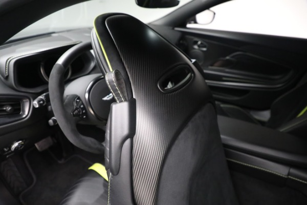 Used 2019 Aston Martin DB11 AMR for sale Call for price at Bentley Greenwich in Greenwich CT 06830 23