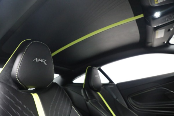 Used 2019 Aston Martin DB11 AMR for sale Call for price at Bentley Greenwich in Greenwich CT 06830 24